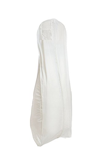- Bags for Less Brand New X Large White Bridal Wedding Gown Dress Garment Bag by