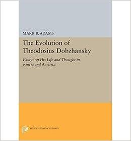 Dobzhansky evolution essay american