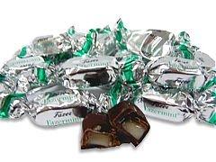 Fazermint Chocolate Creams, Bulk Box 389 Pieces 3 Kilograms (6.6 pounds) by Fazermint