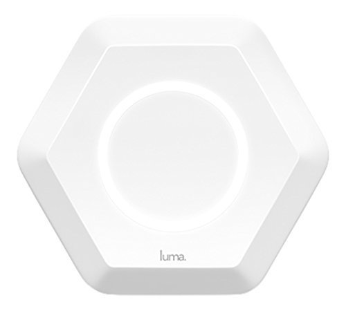 Luma Whole Home WiFi (1 Pack - White) -   Replaces WiFi Extenders and Routers, Works with Alexa, Free Virus Blocking, Free Parental Controls, Gigabit Speed (Wireless Router Ratings)