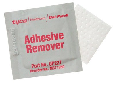 Unscented Adhesive Removers TENS Treatment (100/box)