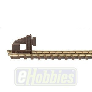 Code 83 Nickel Silver Bumpers (4) HO Scale Atlas Trains