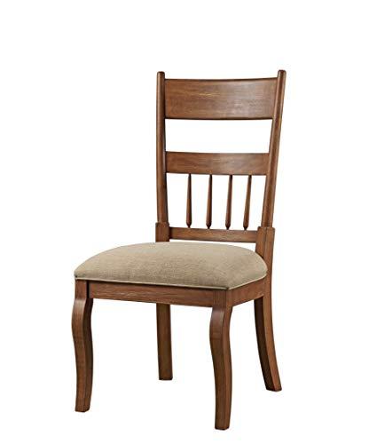 Bassett Mirror Company Kinzie Side Chair (Set of 2) (Bassett Dining)