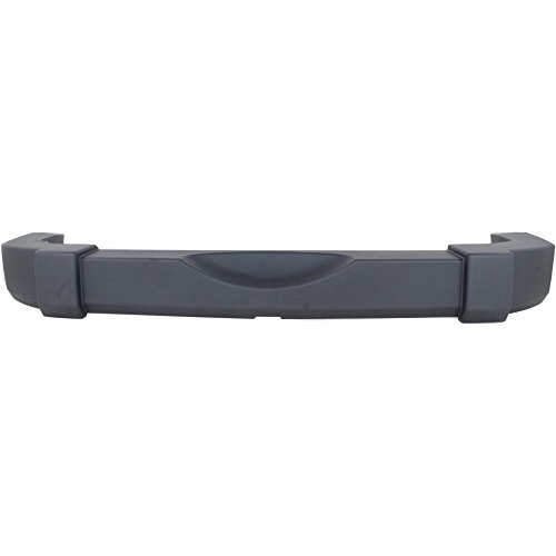Rear BUMPER COVER Textured for 2007-2015 Jeep Wrangler (JK)