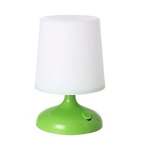 LEDHOLYT Solar/USB Rechargeable LED Light Potted Plant Shape Hiking Camping Night Light White Light by LEDHOLYT