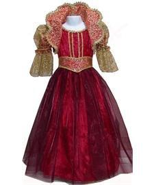 Renaissance Kids Costume - Medium