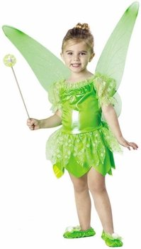 Toddler Tinkerbell Fairy Costume, Size Toddler 2T-4T