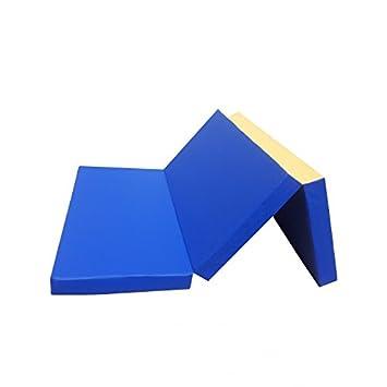 Niro Sport colchoneta 210 x 100 x 8 cm plegable Turn ...