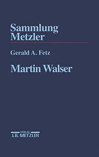 Martin Walser (Sammlung Metzler)