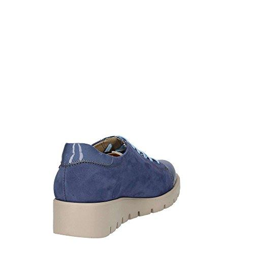 Delle Callaghan Derby 89815 Azul Donne qgW4ZTwnWx