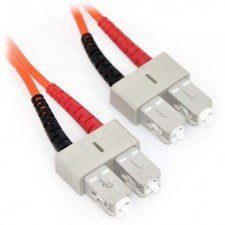 - CAB-MMF-SC-3M Cisco Compatible 3m SC/SC Duplex 62.5/125 Multimode Fiber by LinkCable