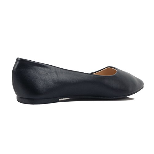 Pictures of Guilty Shoes Angie-52 Black Pu 7.5 B(M) US Black Pu 4