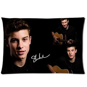 Shawn Mendes. Custom Zippered Pillow Case 20x30