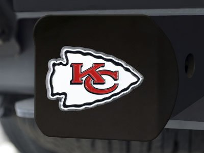 - FANMATS 22574 Hitch Cover (Kansas City Chiefs)