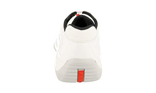 Prada Heren 4e2043 Dxf F097w Lederen Sneaker