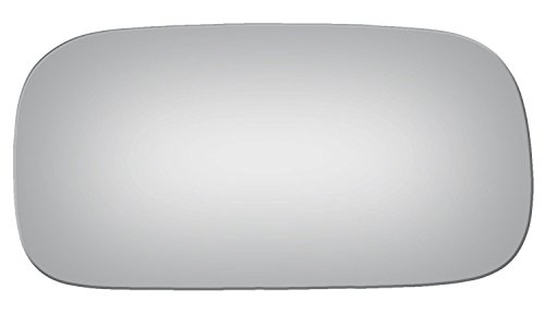Burco 3641 Convex Passenger Side Power Replacement Mirror Glass for 2000-2005 CADILLAC DEVILLE, 1998-2004 CADILLAC SEVILLE