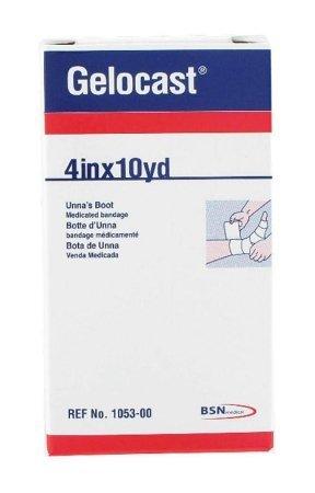 BSN Unna Boot Gelocast 4'' X 10 Yard Cotton (#01053, Sold Per Case)