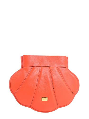 Boutique Hombro Bolso Mujer Cuero Naranja A751480010127 Moschino De rqrxUA7T