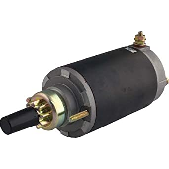 Electric Replacement Starter - Kohler 16 HP and 18 HP: Engines