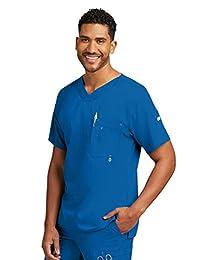 Barco Grey's Anatomy Men's Modern Fit V-Neck Scrub Top