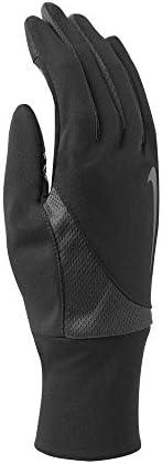 Men's Dri-Fit Tailwind Run Gloves (X-Large, Black/Anthracite)