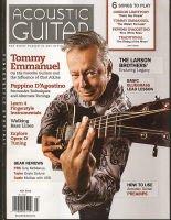 Acoustic Guitar Magazine July 2011 (Fingerstyle special. Tommy - Fingerstyle Guitar Magazine