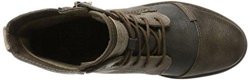 Mokka Mustang Brown 1229 Boots Erde 506 Mokka 365 Erde Women's qwfFwXv6