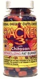 Stacker 3 Metabolizing Fat Burner - 9