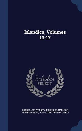 Download Islandica, Volumes 13-17 ebook