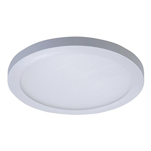 Halo SMD6R6940WH Smd 4000K Integrated LED Surface Mount/Recessed Round Trim, 5