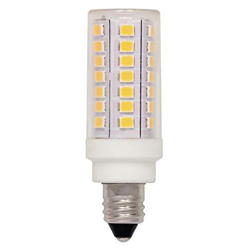 (Westinghouse Lighting 1 Westinghouse 5163000 5 (50-Watt Equivalent) Dimmable Clear E11 (Mini-Can) Base LED Light Bulb,)