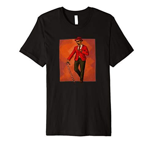 1911 Painting - Mens Nupe Shirt | Alpha Kappa Psi 1911 Painting T-Shirt