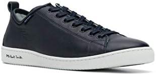 Paul Smith M2SMIY34ASET49 Luxury Fashion Baskets pour homme Bleu printemps été 20