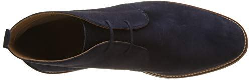 Klassische Sebago Bleu 908 Herren Boot Blau Ankle Suede Stiefel wnIvArIRq