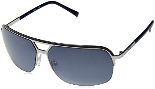 GUESS Unisex GF0159 Blue/Other/Gradient Blue - Guess Mens Glasses
