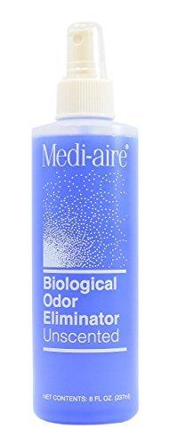 Bard Medi-Aire - Biological Odor Eliminator - Unscented Spray - 8 oz