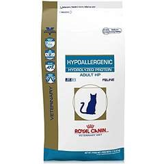 Royal Canin Veterinary Diet Hypoallergenic Hydrolyzed Protein HP Dry Cat Food 17.6 lb by Royal Canin