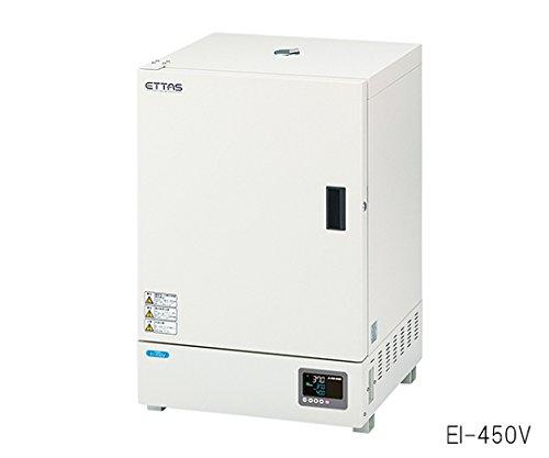 アズワン インキュベーター (プログラム式エアジャケット自然対流式) EIP-450V 91L /1-7474-32 B072M4CXPW