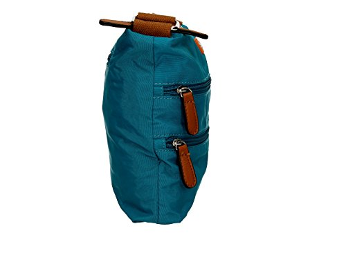 SwankySwans - Riley Cat Designer, Borsa a tracolla Donna Teal