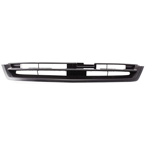OE Replacement Honda Accord Grille Assembly (Partslink Number (95 Honda Accord Grille)
