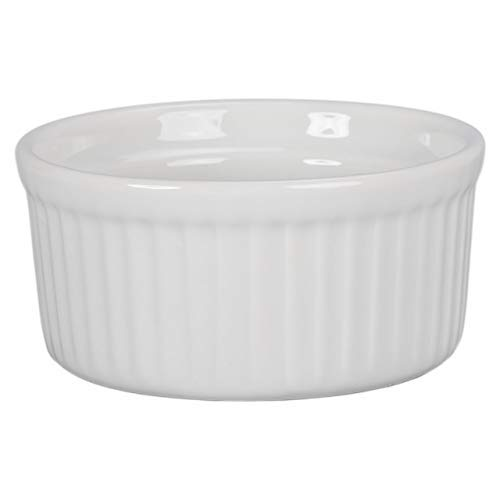 Bia Ramekins (BIA Cordon Bleu 4-1/2-Ounce Porcelain Ramekins, Set of 4)