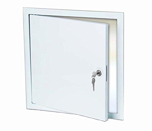 Premier 3000 Series Steel Universal Access Door 24 x 24 (Keyed Cylinder ()