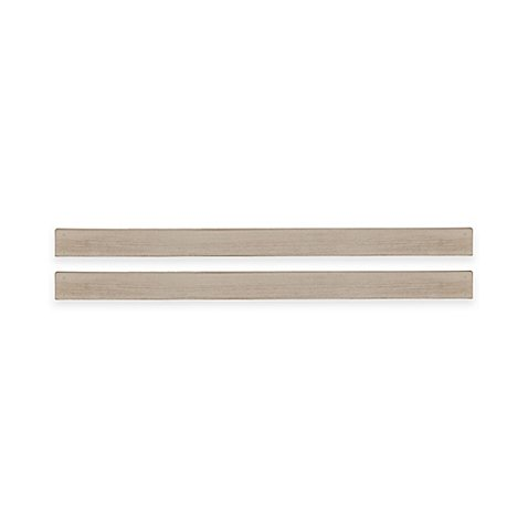 Baby Cache Suite Bebe Dakota Crib Full Size Conversion Kit Bed Rails - Driftwood by Suite Bebe