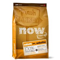 Now Fresh Grain Free Adult Dog Recipe – 25 lb, My Pet Supplies