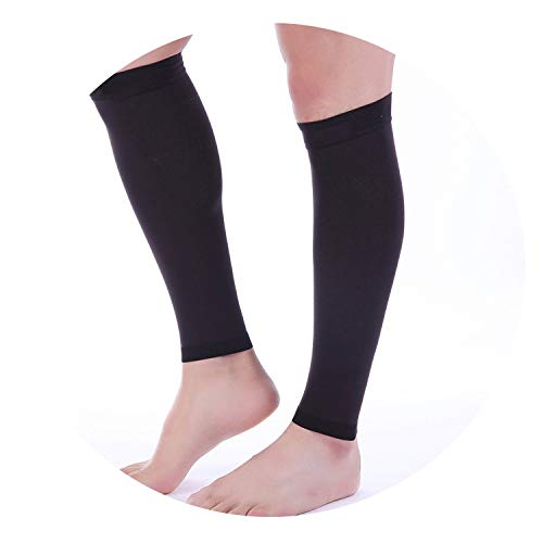 Knee High Compression Socks for Men & Women Best for Running,Athletic,Varicose Veins,Travel,China,S