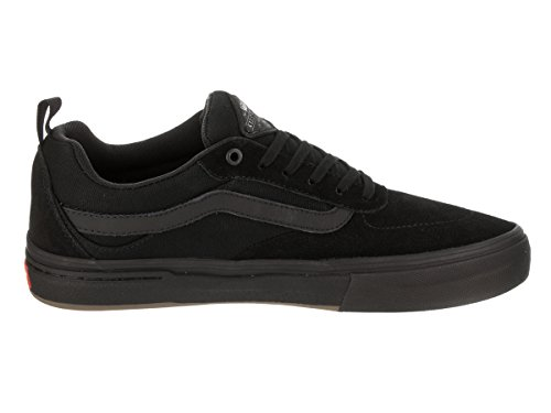 Pro Hommes De Skate Marcheur Vans Chaussures Patin Kyle Blackout r1vr0wPq