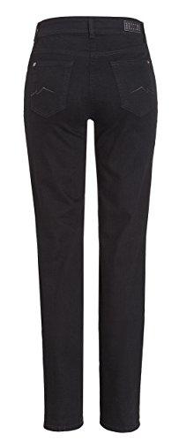 MAC Damen Jeans Melanie 5040 black D999