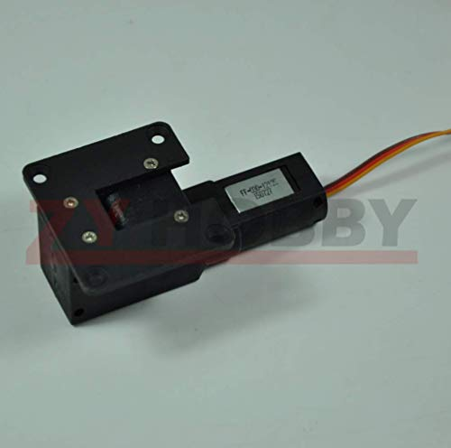 PZ-15091 4.8-6V Electric E-Retract Retractable Φ5mm Landing Gear for RC Airplane