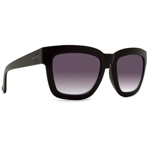 VonZipper(ボンジッパー) サングラス JUICE ジュース SBG(BLACK SATIN/GREY-BLUE GRANDIENT)   B01M1C0OAY
