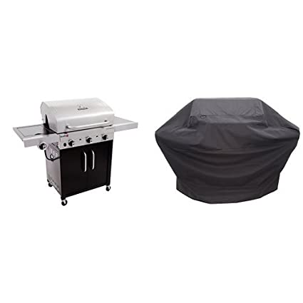 Amazon.com: Char-Broil Performance TRU-Infrared 450 ...